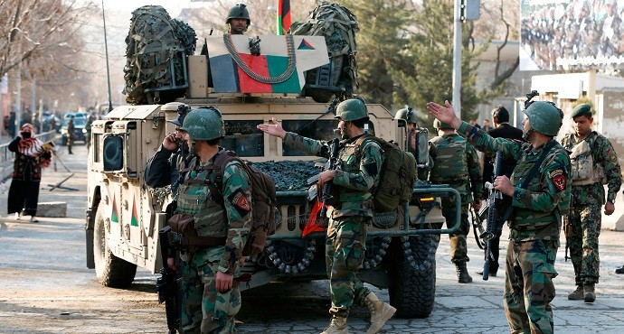 Death toll from Afghan military hospital attack rises to 49