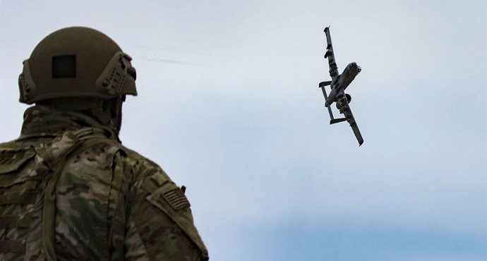US and Germany conduct joint Air Support Exercise