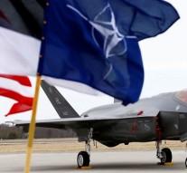 US F-35 stealth fighters land in Estonia for NATO drills
