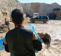 Syria chemical attack kills more than 70