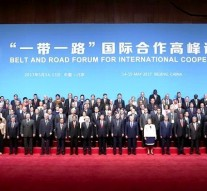 China unveils new global vision at Belt and Road Forum