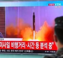 North Korea tests ballistic missile capable to 'reach Alaska'