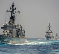 US, Japan and India begin naval exercises with eyes set on China