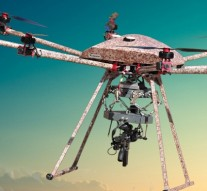 Copter drones with machine guns could transform modern warfare