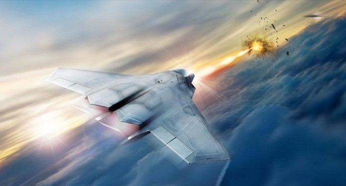Lockheed gets US Air Force contract to develop fighter jets with laser by 2021
