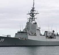 Australian warships get Raytheon anti-air warfare system