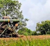 Romania orders portable Spike LR missiles