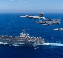 U.S. aircraft carrier to visit Vietnam for first time since Vietnam War