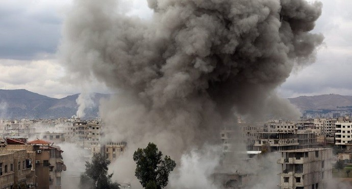 More than 400 killed in Syria in six days as UN push for ceasefire