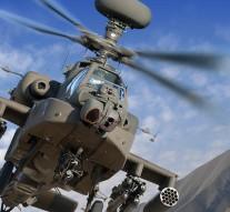 U.A.E. to buy 17 new Apache AH-64E helicopters