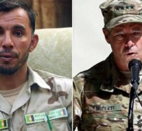 U.S. commander survives deadly attack in Afghanistan that killed top Afghan general