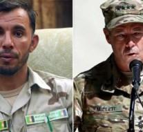U.S. commander survives deadly attack in Afghanistan that killed top Afghan general