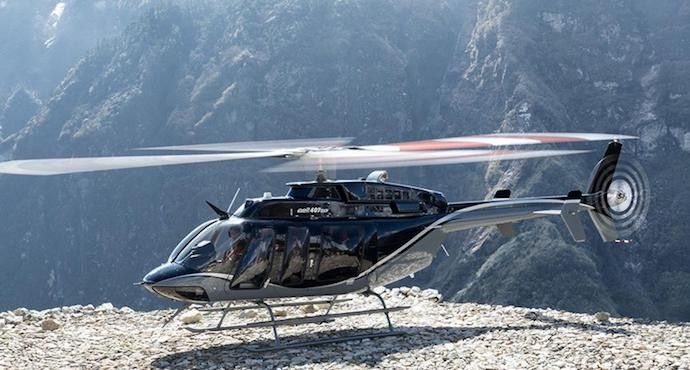 US approves sale of 5 armed Bell 407GX helicopters to Iraq