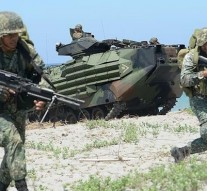 Japan military officer killed during US-Philippine drill
