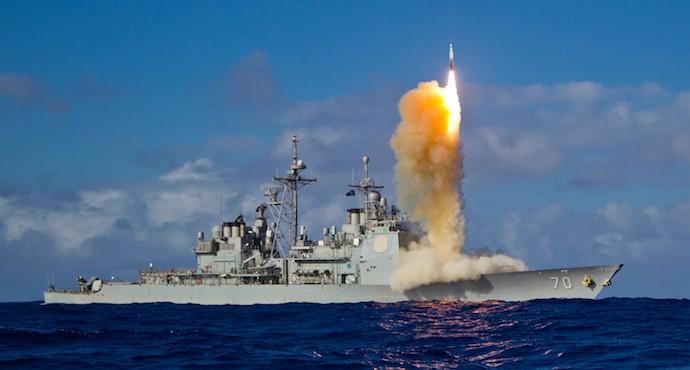 Lockheed awarded $212M for Japan's Aegis combat system