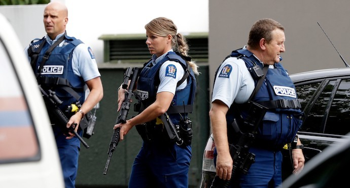 49 people killed, over 20 injured in terrorist attack in New Zealand