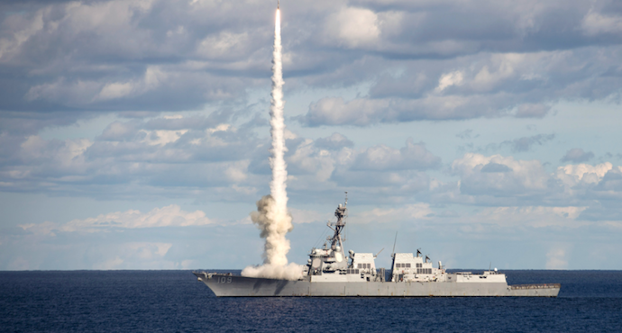 US approves $1.1B sale of 56 SM-3 anti-ballistic missiles to Japan