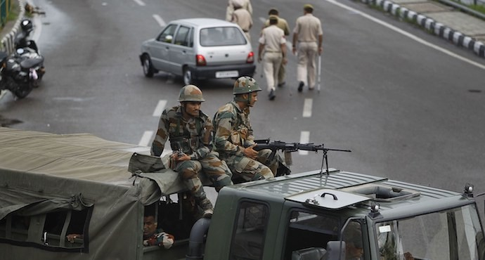 India scraps Kashmir's special status, sparking new tensions