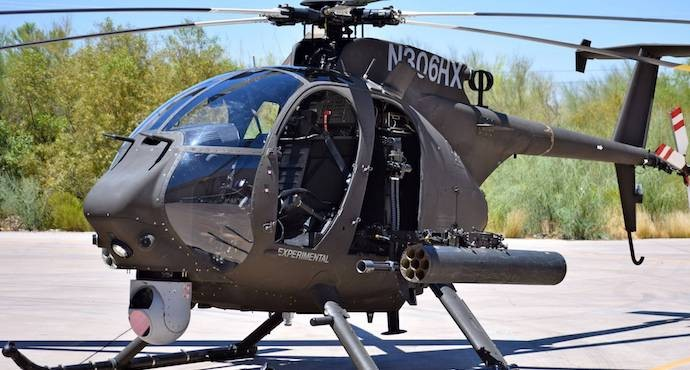 Boeing receives $10.7M contract to update Saudi helicopters