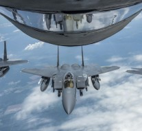 US approves $4.5 billion upgrade of Japan F-15s