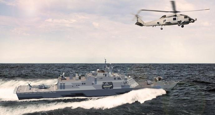 Lockheed Martin gets $1.96 billion contract for Saudi warships