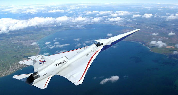 NASA's X-59 supersonic jet cleared for final assembly