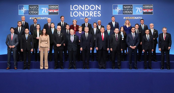 NATO pulls off summit despite divisions