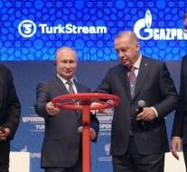 Russia, Turkey launch TurkStream pipeline