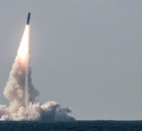 France test-fires submarine-launched ballistic missile