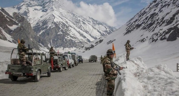India-China clash: 20 Indian troops killed in Ladakh