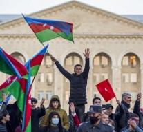 Azerbaijan celebrates 'Victory', protests erupt in Armenia after Nagorno-Karabakh deal