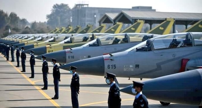 Pakistan begins production of advanced JF-17 Block III