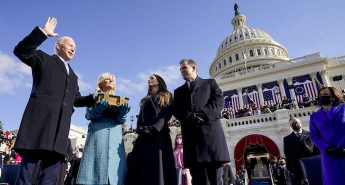 World leaders congratulate US President Biden and Vice President Harris
