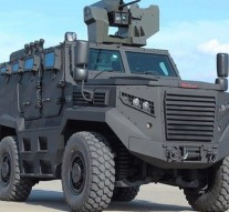 Kenya orders 118 armored vehicles from Turkey