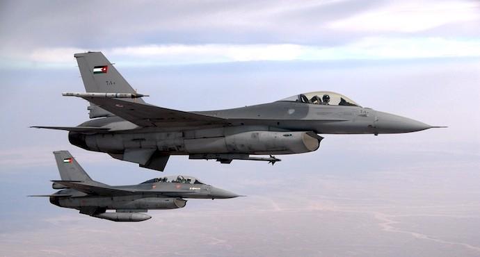 US approves F-16 air combat training center in Jordan