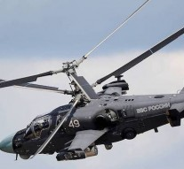 Russia tests modernized Ka-52M combat helicopters