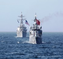 US and Turkish navies conduct joint exercises in Black Sea