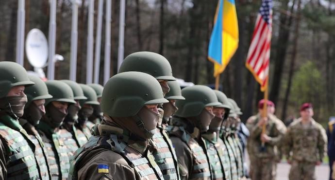 US announces $125 million defense aid package for Ukraine