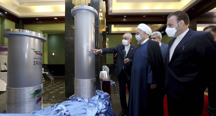 Iran to begin 60% uranium enrichment after cyberattack on nuclear facility