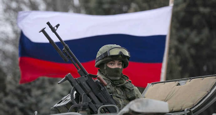 Russia warns US, NATO against deploying troops to Ukraine