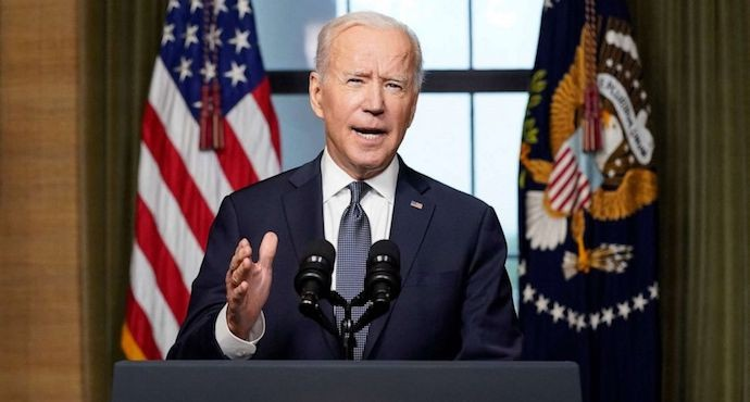 Biden says two-state solution is the 'only answer' to Israel-Palestine issue