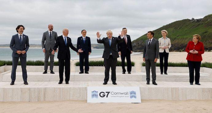 5 key takeaways from the G7 summit 2021
