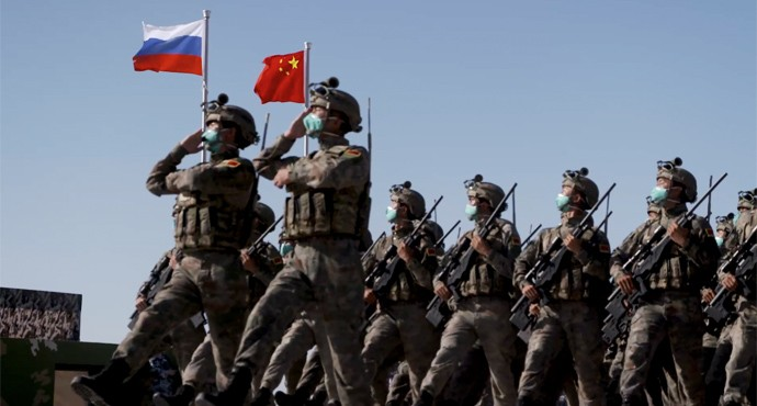 Russia, China conclude joint military exercise