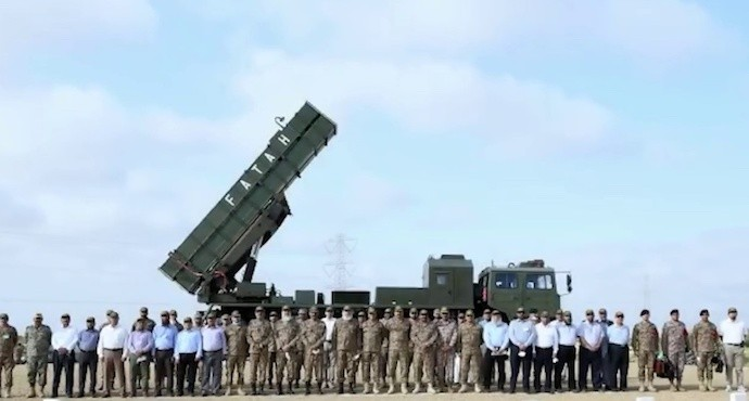 Pakistan successfully tests guided multiple launch rocket system
