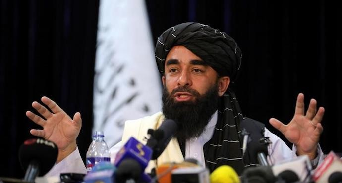 Afghan soil won't be used to harm any other country, Taliban say