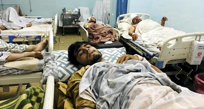 Kabul airport attack kills 170 Afghans, 13 US troops