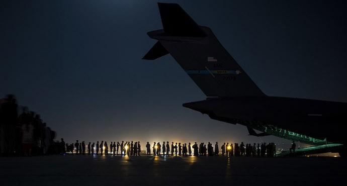 Last US military flight departs ending America's 20-year war